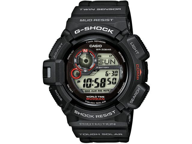 CASIO G-SHOCK G-9300-1ER Reloj Hombre, black/black/grey